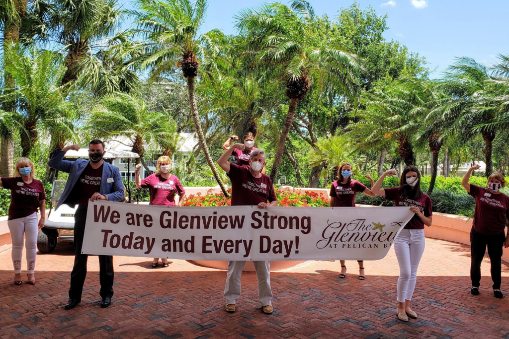The Glenview Launches #GlenviewStrong Campaign